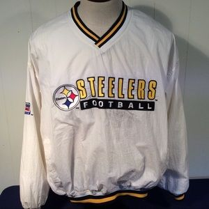 Stater vintage Pittsburgh Steelers pullover jacket
